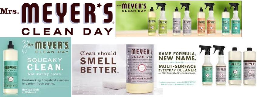 Mrs.Meyers Clean Day Auto Dish Wash Pks Basil 12.7 oz