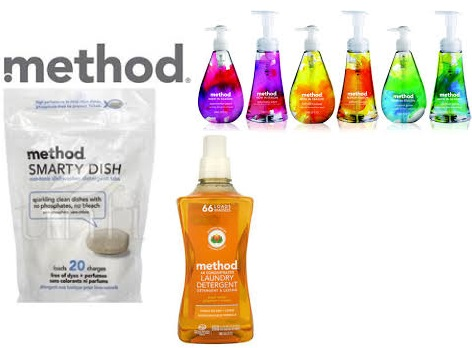 Method Products Inc Cleaner All Purp Ginger 28 Fz