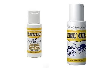 Natural Treasures Emu Oil 100% Pure 2 Fz