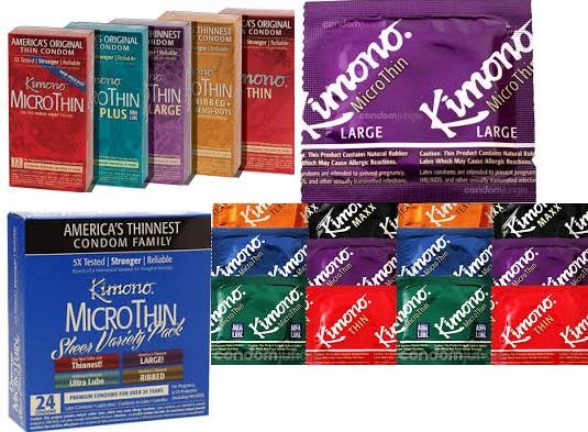 Kimono Condoms Condom Maxx Large Flare 12 Ct Unit