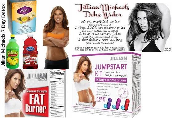 Jillian Michaels Detox & Cleanse 35 Cap