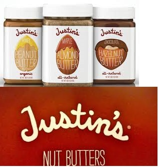 Justin's Nut Butter Peanut Butter Cup 0G2 Mk Mini 9.4 Oz