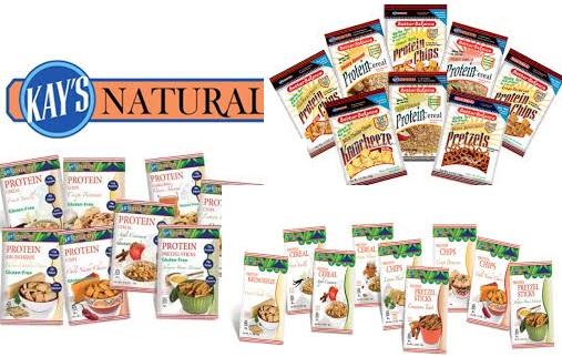 Kay's Naturals Cereal Hi Protein Apl Cin Gf 1.2 Oz