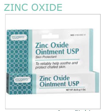 Zinc Oxide 20 % Ont 1Oz By Fougera E And Co Inc