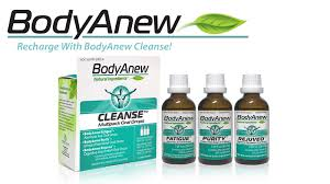 Bodyanew Cleanse Multipk Oral Drps 3/50 Ml