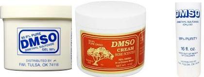 Dmso Cream Rose 70/30 Aloe 4 Oz