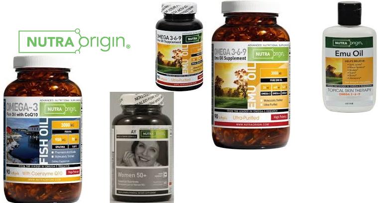 Nutra Origin Omega 3-6-9 Emu Oil H/Pot 90 Sgel