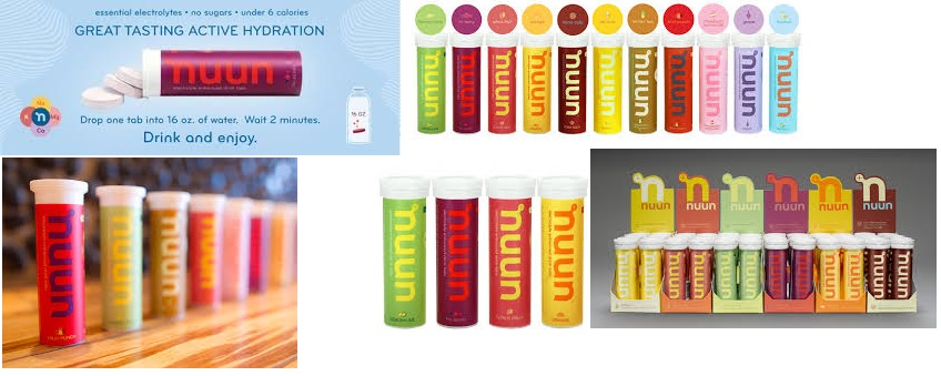 Nuun Hydration Drink Tab Active Frt Pnch 10 Tab