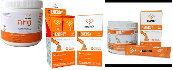 Nrg Matrix Energy Drnk Powder Citr 10 Pkt