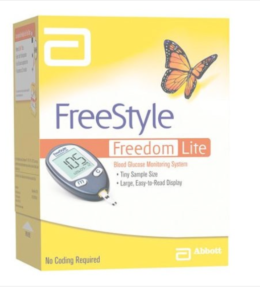 Freestyle Freedom Lite Meter Freestyle Fdm By Abbott Diabetes Care Sales Item No.:4368567 Ndc No.: 99073070914 Upc No.: 699073709141 Item Description: Blood Glucose Monitors Other Name:Freestyle Fdm T