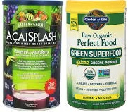 Garden Greens Acai Cleanse 48Hr Detox 32 Fz