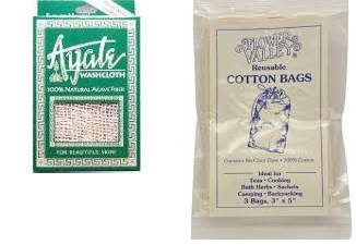 Flower Valley Tea Bags Cotton 3 Bag