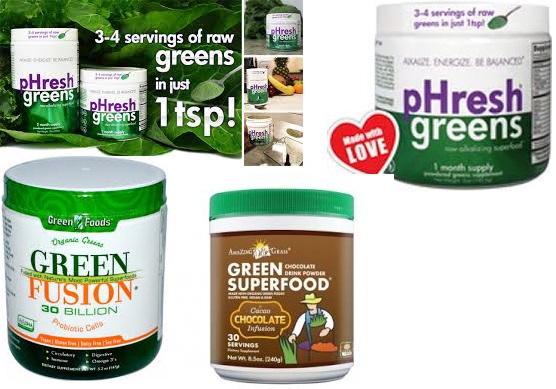 Phresh Superfoods Phresh Greens To Go Packets 5 Grm