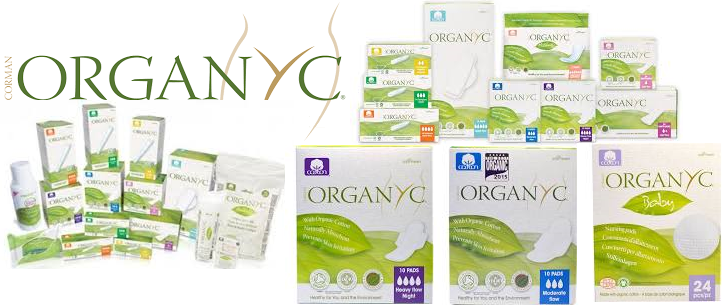 Organyc Beauty Cotton Swabs 200 Ct