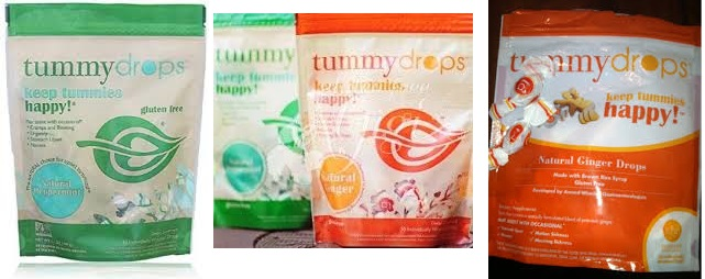 Tummy Drops Ginger 7 Ct