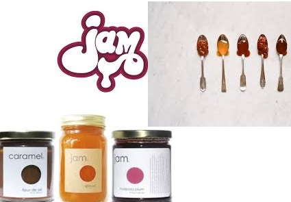 We Love Jam Jam Apricot & Almond 9 Oz