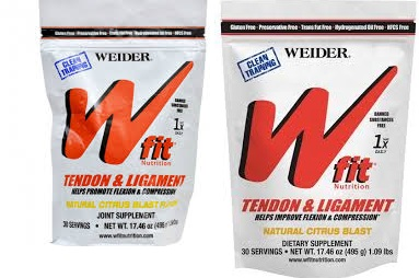 Wifit Tendon & Ligament 1.09 Lb