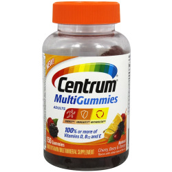 Centrum Multi Adult Fruit Gummy 150Ct