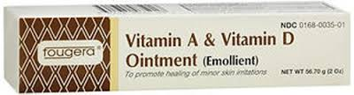 A&D Vitamin Ointment 2oz By Fougera