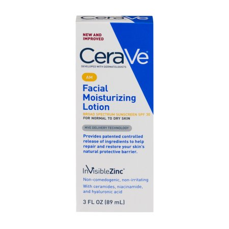 Cerave Am Facial Moisturizing Lotion 3 Fl oz