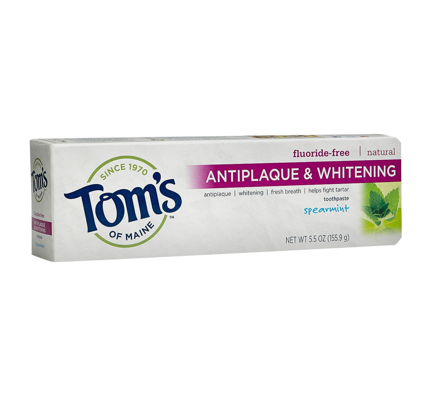 TOMS OF MAINE TP AP+WHT PEP 5.5OZ  by TOM'S OF MAINE