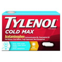 Tylenol Cold Multi Symptom Caplets For Adults - 24 Count