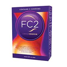 Fc2 Female Condoms 12 Count By The Female Health Co.