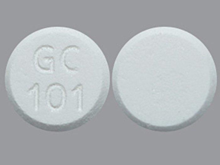 Acetaminophen 325 mg Tab 1000 By Geri-Care Pharm