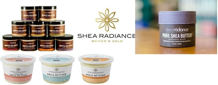 Shea Radiance Shea Butter Unscented 7.5 Oz