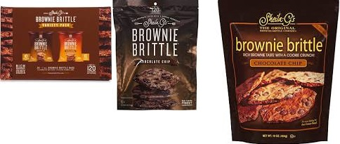 Sheila G's Display Brownie Brittle Assrt 5 Oz