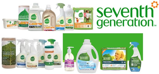 Seventh Generation Baby Wipes Free & Clear 6/64 Ct