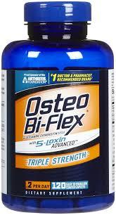 Osteo Bi-Flex Triple Strength Glucosamine Chondroitin Caplets - 120Ct