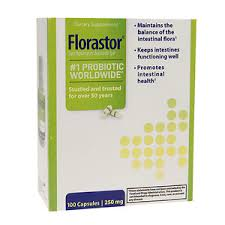 Florastor 250Mg Capsules 100Ct
