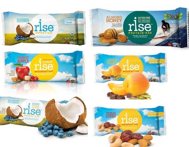 Rise Bar Enrgy Bar Organic(95%) Aprict Goji 1.6 Oz