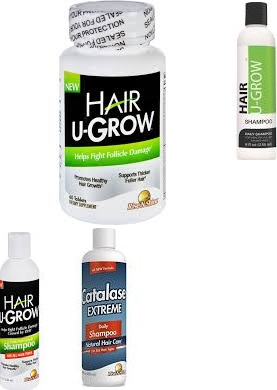 Rise-N-Shine Hair-U-Grow 60 Tab