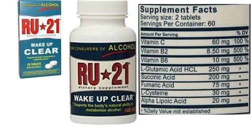 Ru-21 Dietary Supplement Dietary Supplement Ru-21 120 Tab