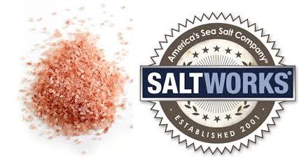 Saltworks Salt Pink Himalayan Crse 5 Lb