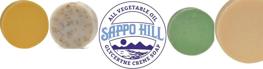 Sappo Hill Soapworks Glycerine Cream Soap Almond 3.5 Oz
