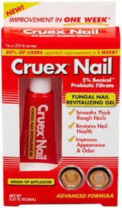 Cruex Fungal Nail Revitalizing Gel 8ml