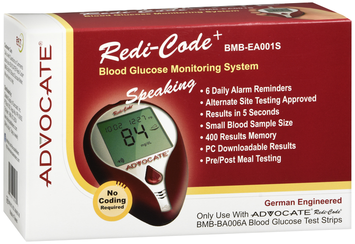 '.Advocate RedIcode Talk Blood S.'