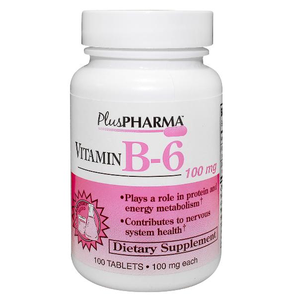 Vit B-6 100 Mg Tab 100 By Plus Pharma Inc Item No.:4487330 NDC No.: 51645091001 UPC No.: 837864910011 Item Description: Vitamin B & Vitamin B Complex Other Name:Vit B-6 Therapeutic Code: 880800 Therap