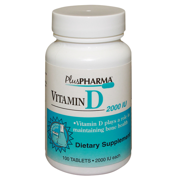 Vitamin D 2000 Unit Tab 100 By Plus Pharma Inc Item No.:4487439 NDC No.: 51645092101 UPC No.: 837864920010 Item Description: Vitamin D Other Name:Vitamin D Therapeutic Code: 881600 Therapeutic Class: