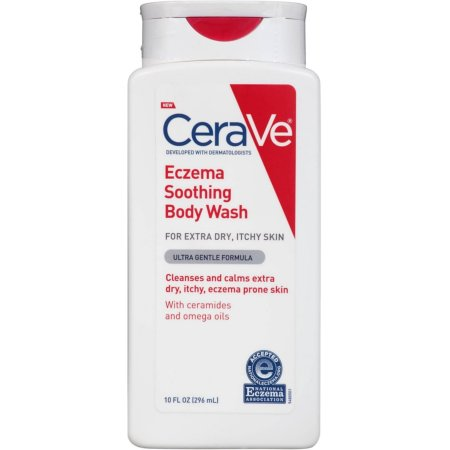Cerave Eczema Soothing Body Wash 10 oz