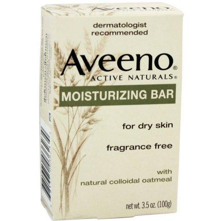 Aveeno Active Naturals Moisturizing Bar 3.50 oz