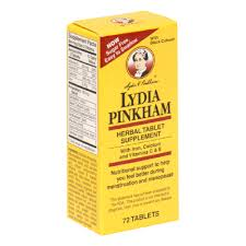 Lydia Pinkhams Herbal Tablet 72Ctby Emerson Healthcare