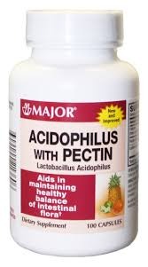 Acidaphilus With Pectin Capsules By Major Pharama