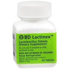 Lactinex Tablet 50Ct