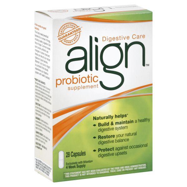 Align 4 mg Cap 28