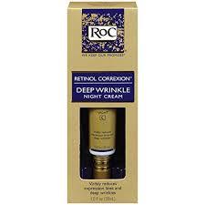 Roc Retinol Correxion Deep Wrinkle Night Cream - 1 oz
