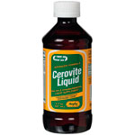 Cerovite Liquid Advanced Formual New Liquid 12X8 oz By Major Pharma Gen Centrum